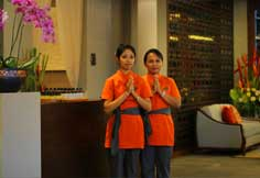 Rumah Spa Bali - Connect with us