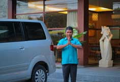 Rumah Spa Bali - Driver for Free Pick up