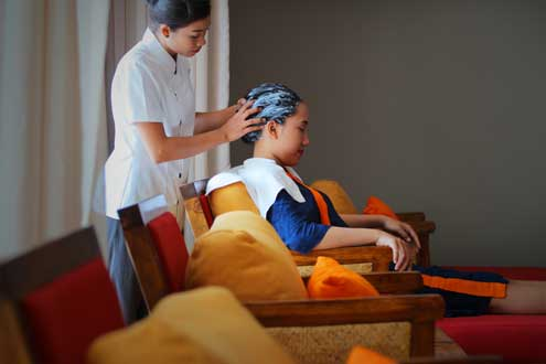 Rumah Spa Bali - Hair Spa Room and Nail Care