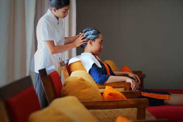 Rumah Spa Bali - Natural Hair Spa