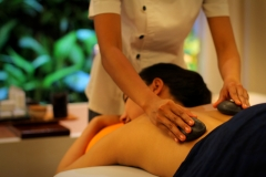 Rumah Spa - Warm Stone Massage